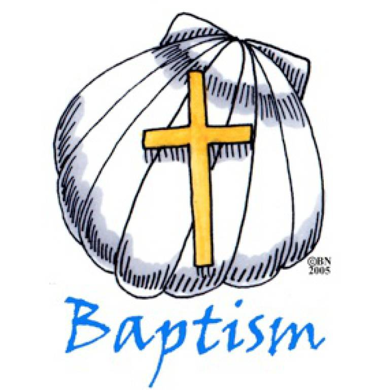 Baptism Church Of The Good Shepherd Perryville Md