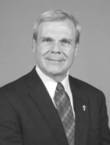 Photo of Deacon Michael Truman