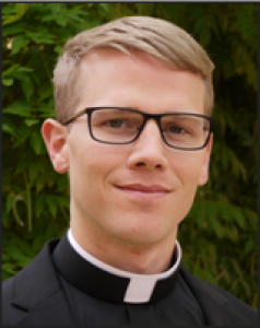 Photo of Father Jacob Strand