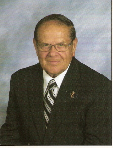 Photo of Deacon Ralph Horner