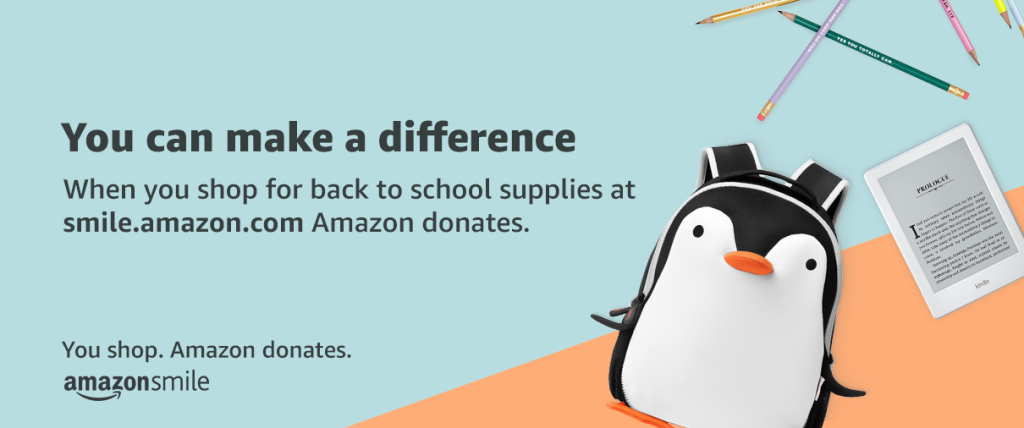 Donate to St. Veronica through Amazon