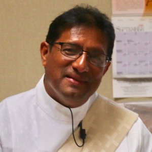 Photo of Deacon Juan Santillan