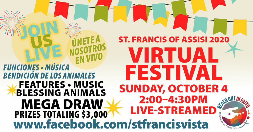 St. Francis Virtual Festival 2020