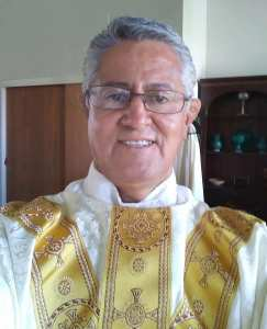 Photo of Rev. Gerardo Gomez-Zapien