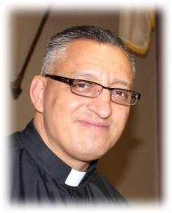 Photo of Rev. Ruben Arceo, S.J.