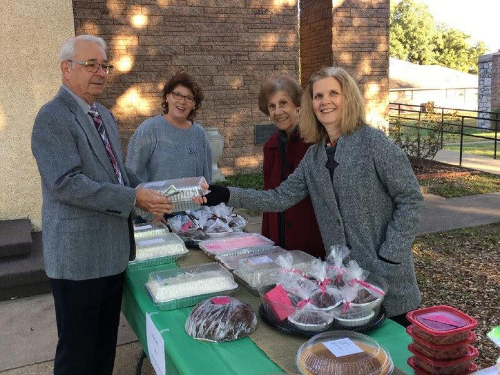 Altar Society Bake Sale