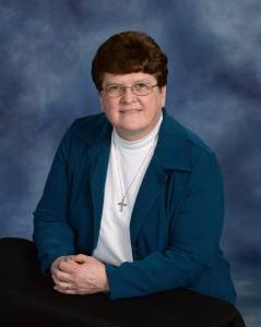 Photo of Sister Jean Marie Walczak, S.N.D.