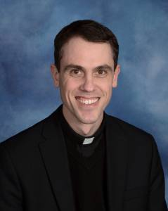 Photo of Father Adam Hertzfeld