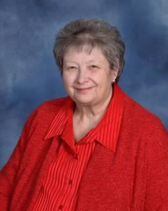 Photo of Ms. Claudia Sturm