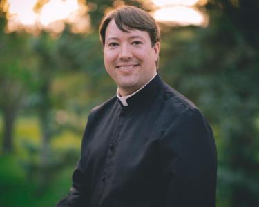 Photo of Father Eric Culler
