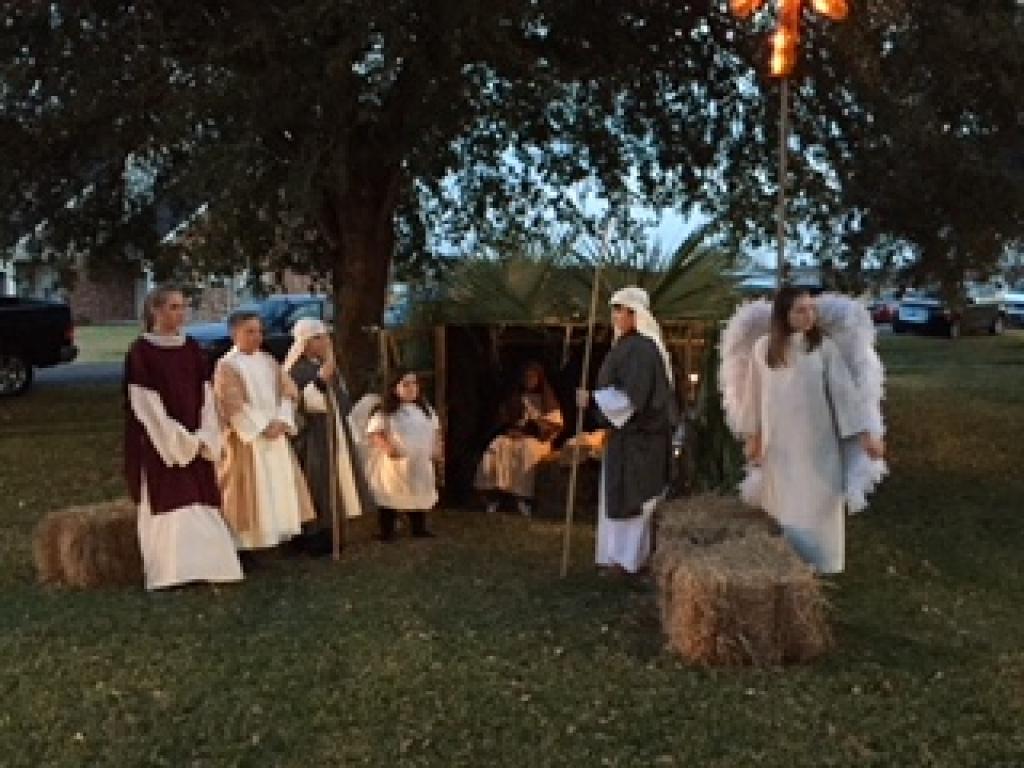 Christmas Under The Oaks.Christmas Under The Oaks 2017 St Mary S Nativity Catholic