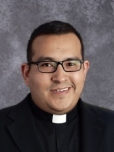 Photo of Father Agustín Martínez