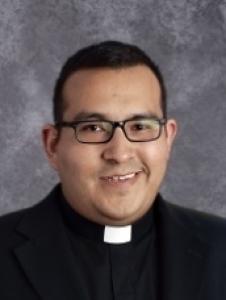 Photo of Father Agustín Martínez