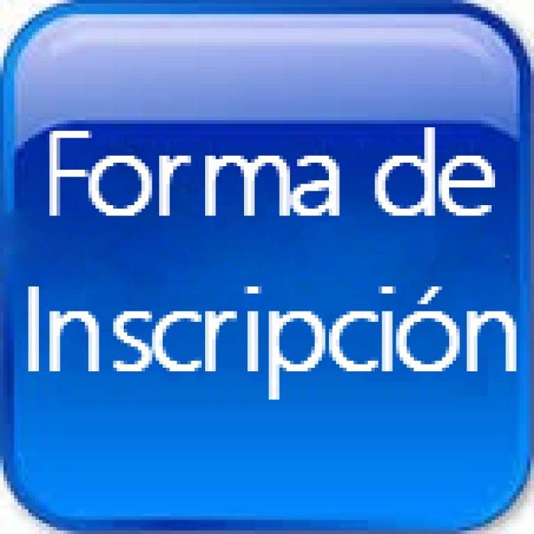 Formulario para Inscripción