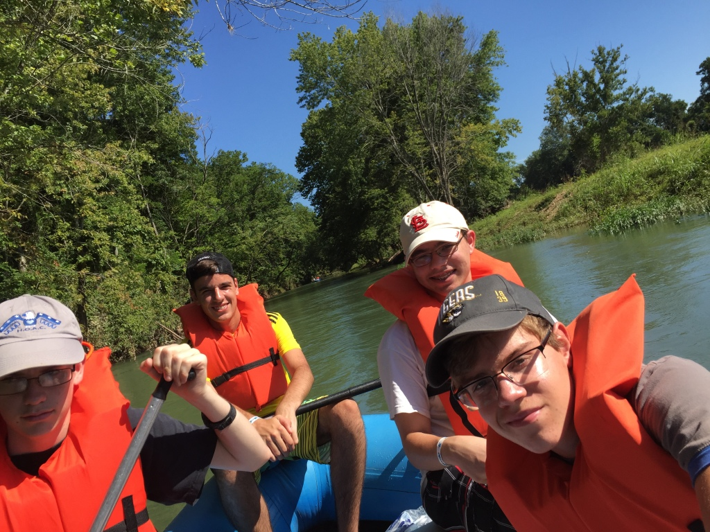 Canoe Trip 2016