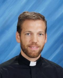 Photo of Father Nathan Miller