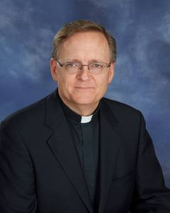 Photo of Father Michael Hermes
