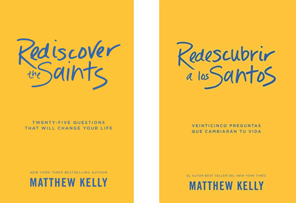 """Rediscover the Saints"""