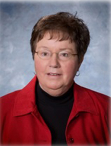Photo of Sister Anne Martin Phelan, OSF