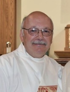 Photo of Deacon Joe Roccasalva