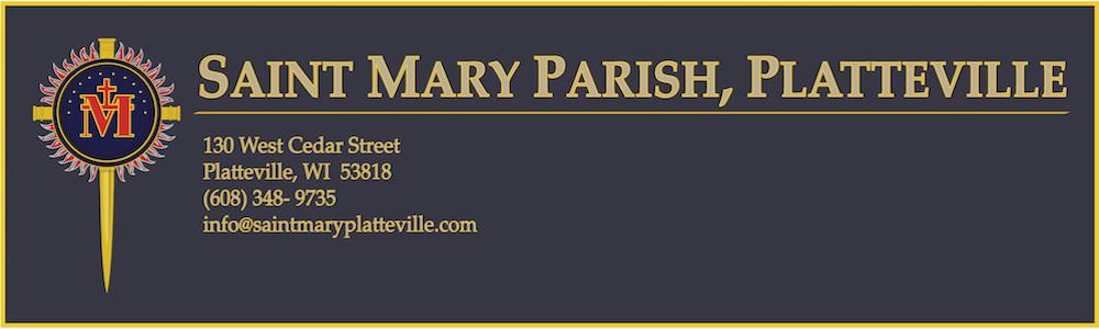 Saint Mary Platteville