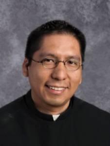 Photo of Fr. Juan Pablo Patino, M.Sp.S.