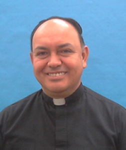 Photo of Fr. Agustin Rodriguez, MSpS