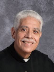 Photo of Fr. Guillermo Flores, M.Sp.S.