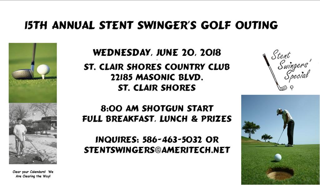 Stent Swingers' Special
