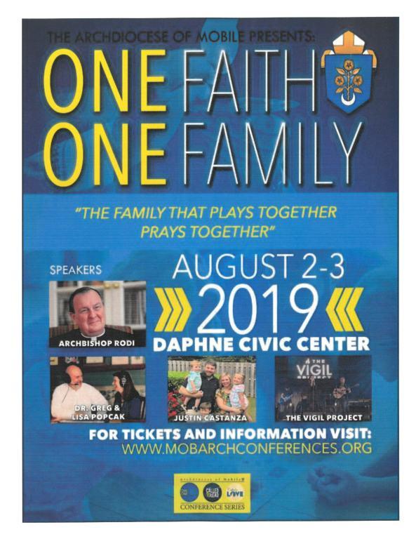 One Faith One Family