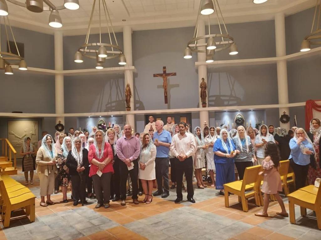 December 2019 Marian Consecration Retreatans
