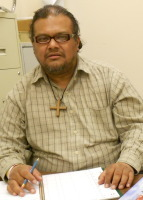 Photo of Julio Cesar Lopez, volunteer