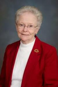 Photo of Sr. Jane Connolly, I.H.M.