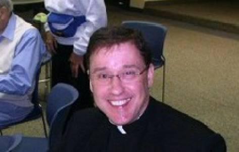Photo of Father Leo Schneider