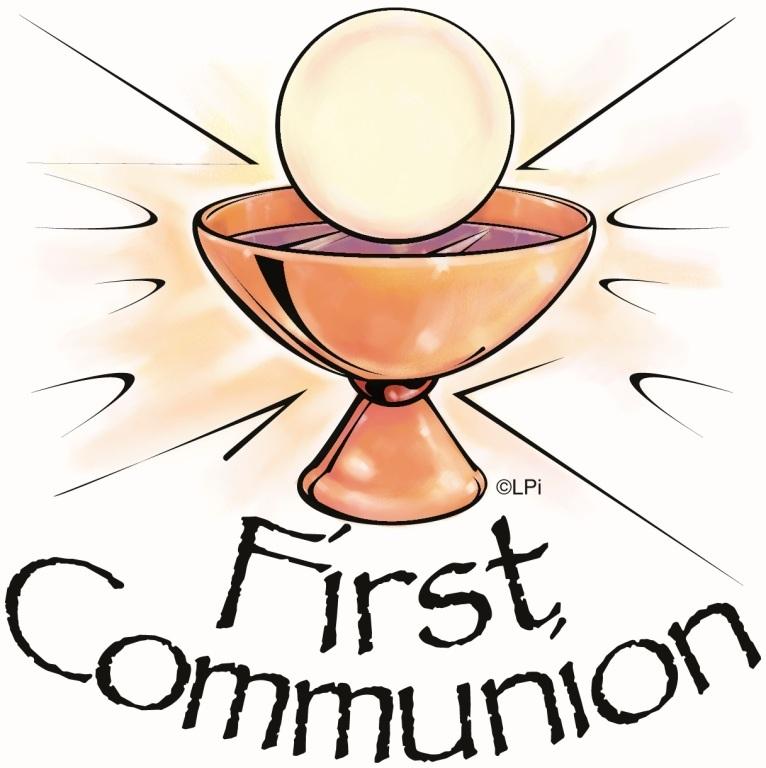 1st reconciliation 1st eucharist st roman parish
