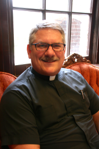 Photo of Fr. Cecil Spotswood