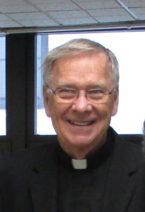 Photo of Rev. William Gore, osfs