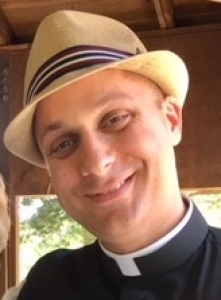 Photo of Rev John Solomon