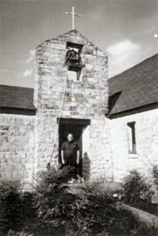 Leander St. Margaret Mary Catholic Church Bell Tower