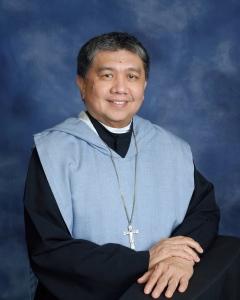 Photo of Rev. Joven Saavedra