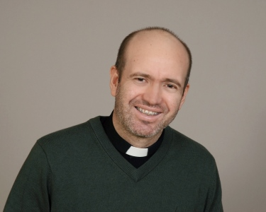 Photo of Rev. Luis Alberto Cáceres