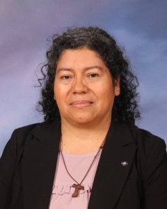 Photo of Sr. Graciela Paredes