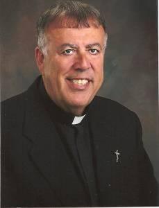 Photo of Father John Boeglin