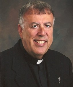 Photo of Father John Boeglin