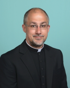 Photo of Father Matthew J. Strickenberger