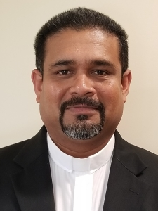 Photo of Rev. Antony Thomas