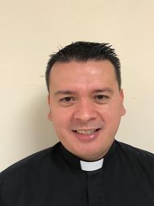 Photo of Rev. Juan Manuel Camacho