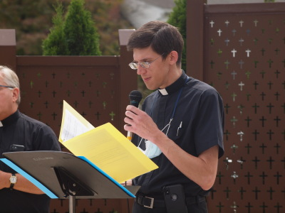 Photo of Father Kevin Bobbin