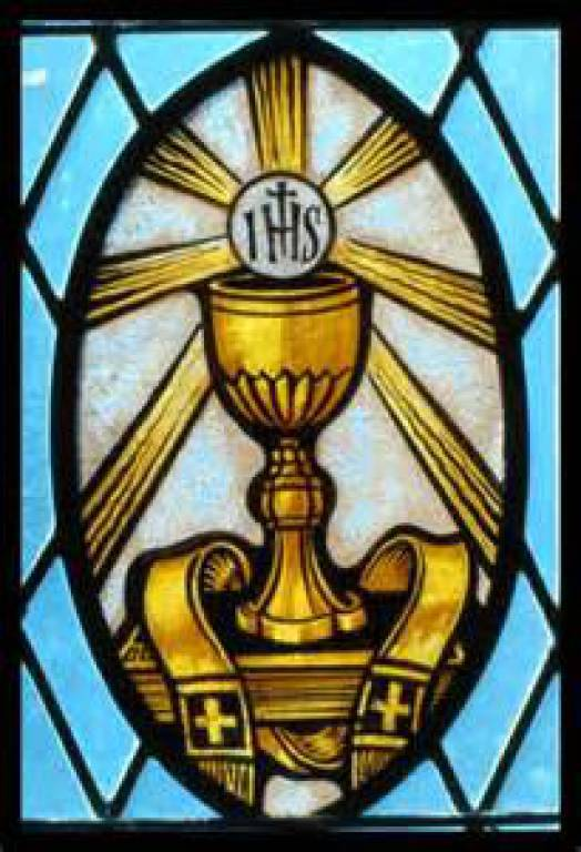Eucharist for Adults | St. Anthony the Abbot Catholic Church