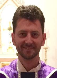 Photo of Father Chris Forler